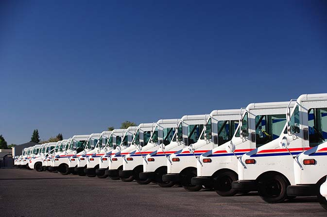 House of Representatives passes emergency USPS legislation
