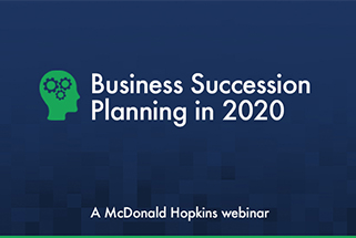 Business Succession Planning in 2020